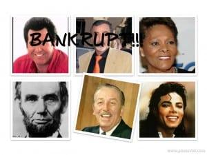 Celebrity Bankruptcies – Cimino Law Offices, LLC