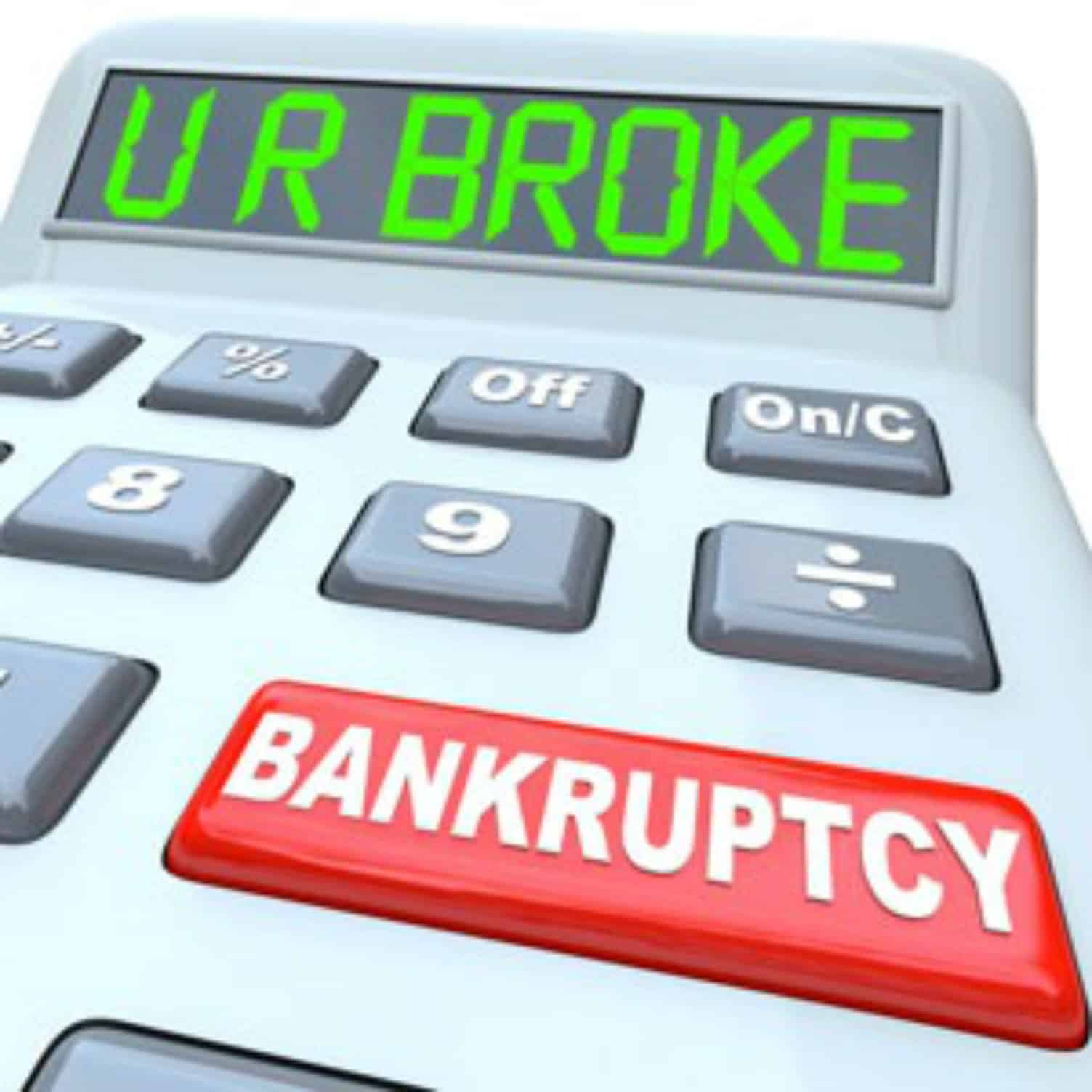 How Will Bankruptcy Affect My Credit